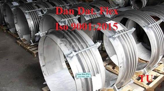 Ống chống rung inox/ khớp nối mềm kết nối mặt bích (ảnh 6)