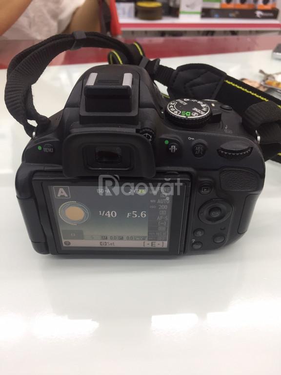 Bán gấp máy ảnh Nikon D5100 giá hạt rẻ 6tr (ảnh 1)