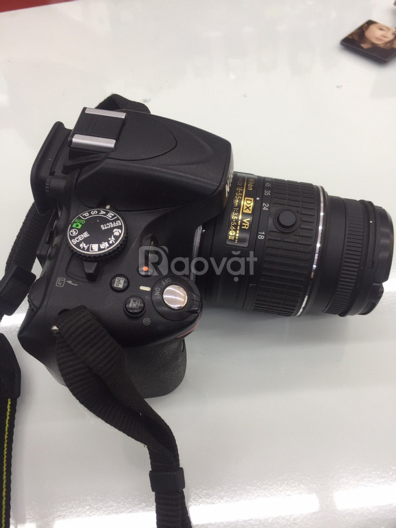 Bán gấp máy ảnh Nikon D5100 giá hạt rẻ 6tr (ảnh 2)