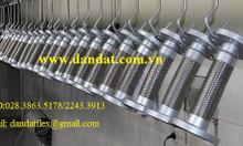 Tiêu chuẩn chọn khớp nối mềm nối bích - khớp nối mềm chống rung inox