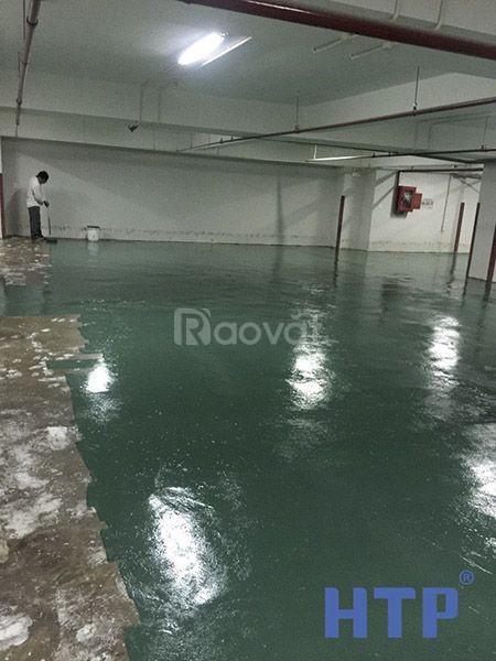 Sơn epoxy KCC cho nền nhà xưởng (ảnh 2)