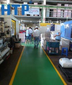 Sơn epoxy KCC cho nền nhà xưởng (ảnh 1)