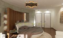 10 mẫu giường tròn đẹp, cao cấp giá rẻ tại TPHCM
