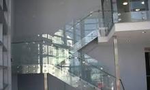 Thi công lan can cầu thang Inox giá rẻ tại Bình Dương