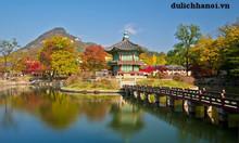 Tour Hàn Quốc 4N4D Seoul-Nami-Namsan