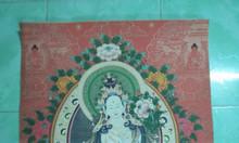Tranh Phật độc lạ quý hiếm hoa văn tinh xảo hội xuân độ