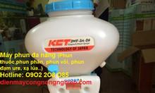 Bán máy phun vôi 4in1 phun thuốc, vôi bột, phân bón, nước
