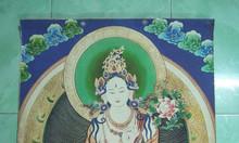Tranh Phật và Bồ Tát độc lạ quý hiếm hội xuân độ