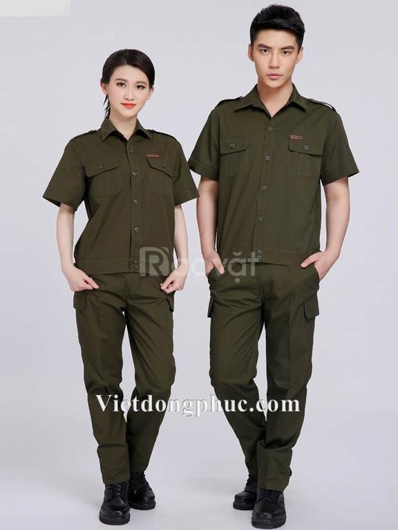 Xưởng may quần áo công nhân giá rẻ và giao hàng nhanh chóng (ảnh 7)