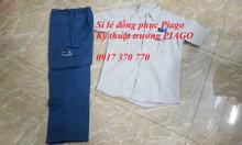 Đồng phục piago giá rẻ