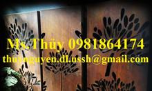 Những thông tin thú vị về thép corten trang trí cảnh quang, sân vườn