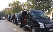 Thuê xe limousine 9 chỗ tết 2019