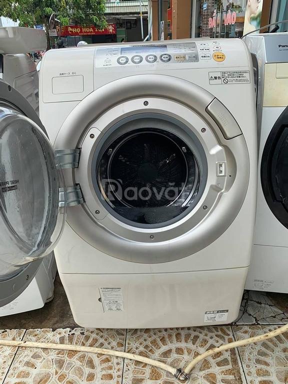 Máy giặt có sấy Panasonic NA-VR2500L, giặt 8kg sấy 6kg (ảnh 5)
