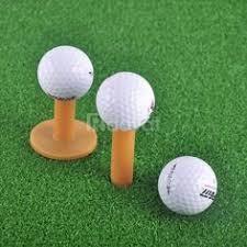 Tee golf cao su vàng loại dày mới 100%