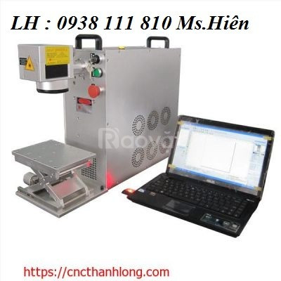 Máy laser khắc kim loại 10w, máy laser fiber 10w