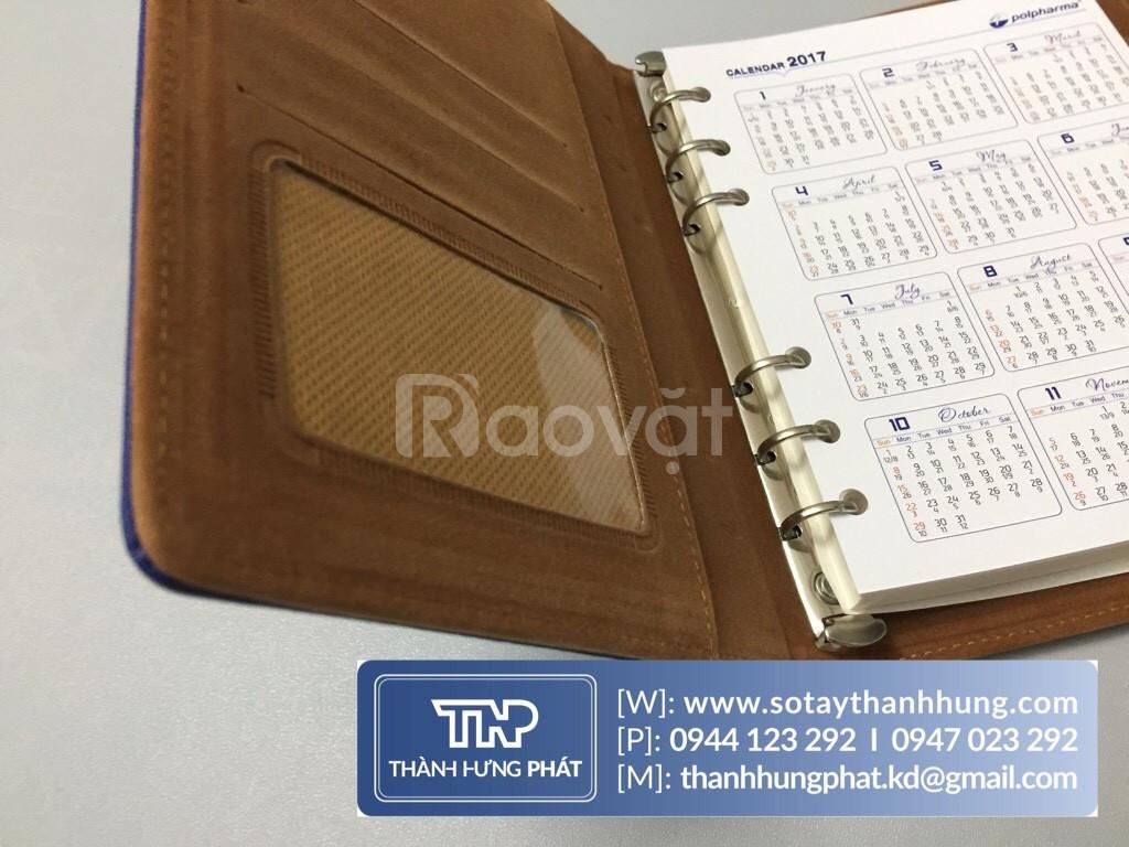 In sổ tay theo yêu cầu, công ty in sổ tay giá rẻ tại TPHCM