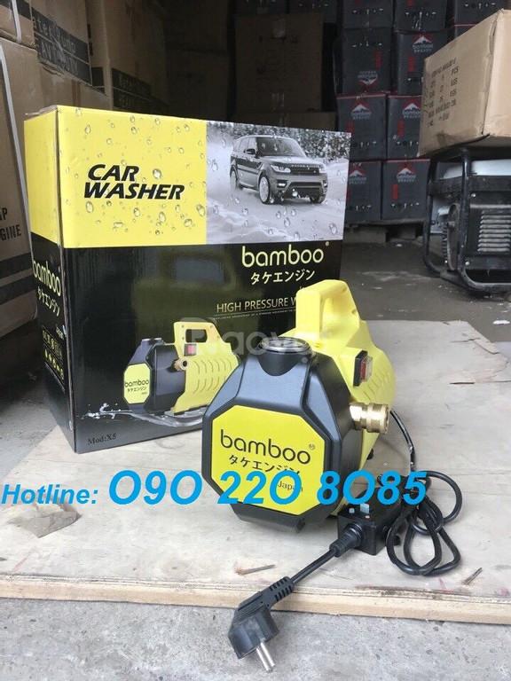 Địa chỉ bán máy rửa xe mini dùng cho gia đình 1800w giá rẻ