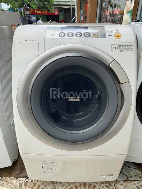 Máy giặt có sấy Panasonic NA-VR2500L, giặt 8kg sấy 6kg (ảnh 1)
