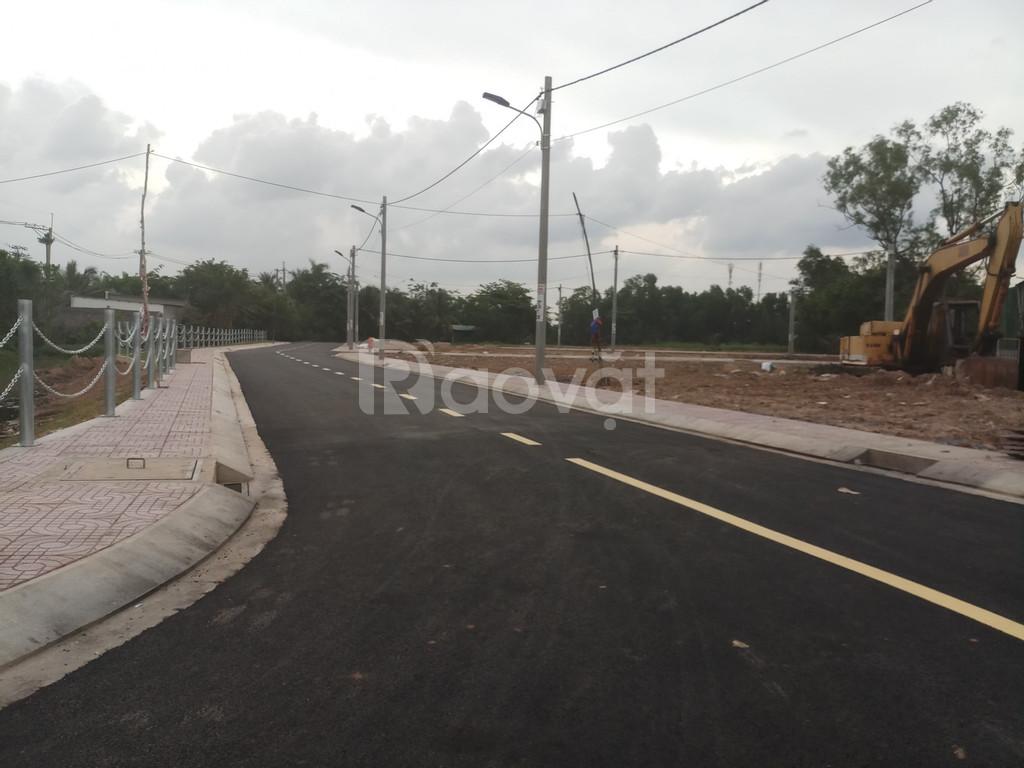 Bán lô đất ngay đường Nguyễn Xiển liền kề Vincity quận 9 khu dân cư