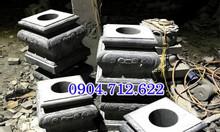 Cách sử dụng đá kê cột, chân cột đá sao cho bền và đẹp