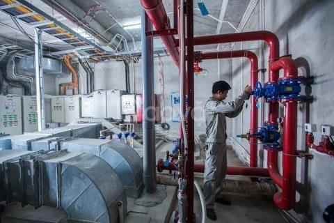 Bảo trì hệ thống phòng cháy chữa cháy đạt tiêu chuẩn