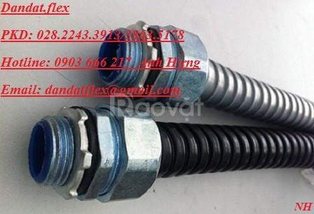 Bán ống thép mềm luồn dây điện, ống luồn dây điện lõi thép
