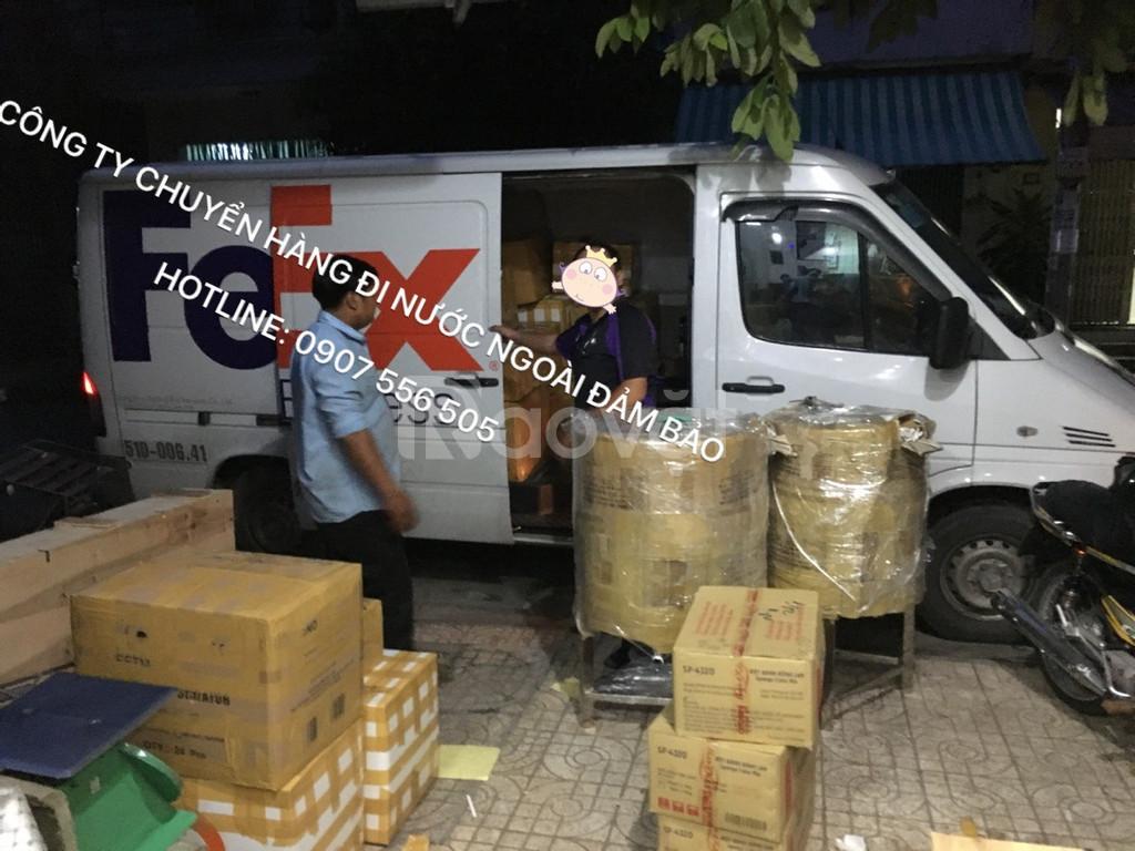 Nhận gửi nệm kymdan, thực phẩm, quần áo bàn ghế đi USA