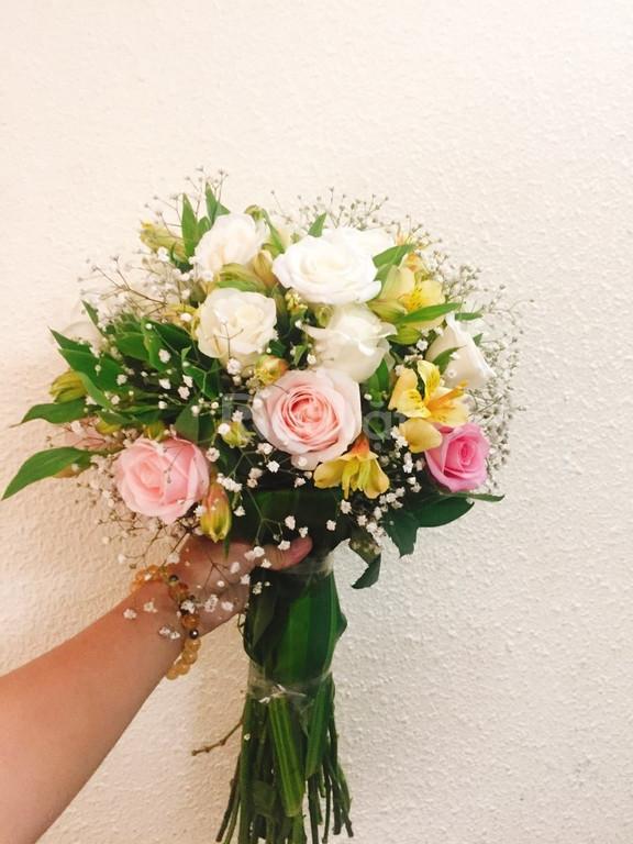 Khóa học tư vấn mở shop kinh doanh hoa tươi