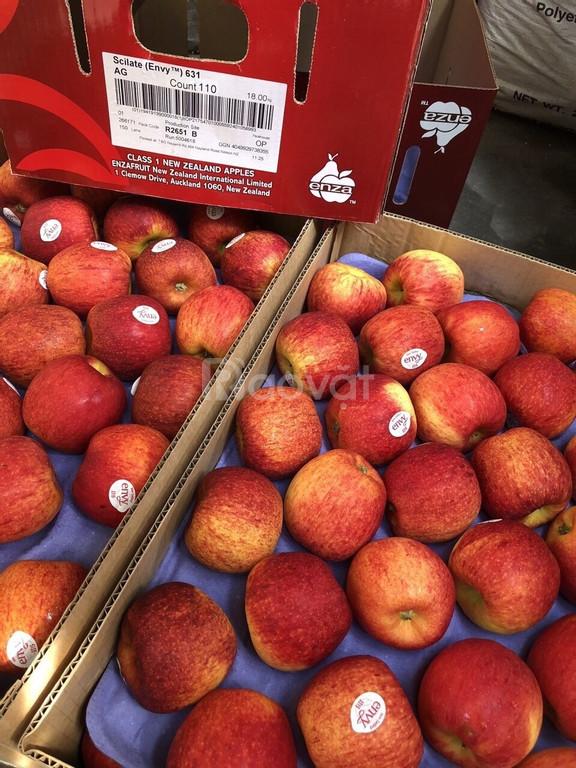 Xinh đẹp nhờ sử dụng trái cây sạch nhập khẩu từ Mỹ