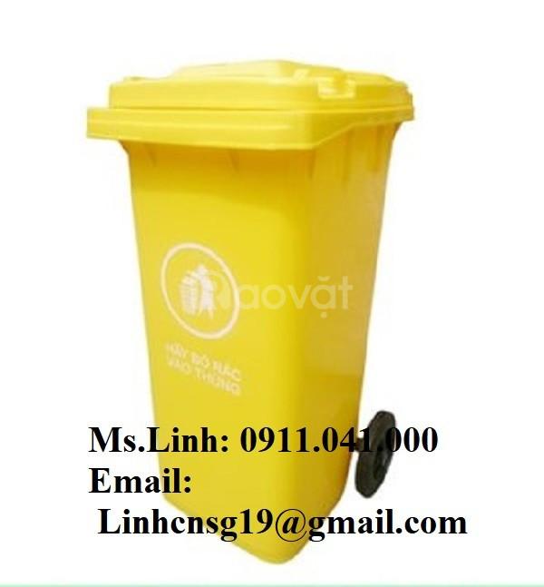 Bán thùng rác nhựa phù hợp với tất cả môi trường