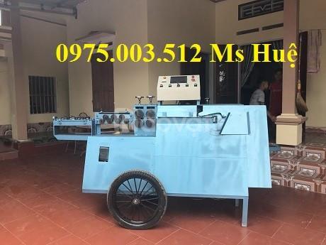 Máy bẻ đai sắt chính hãng uy tín Bình Định