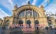 Xin visa châu Âu - vi vu trời Âu cùng Visa 24h