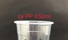 Ly nhựa PP 650ml