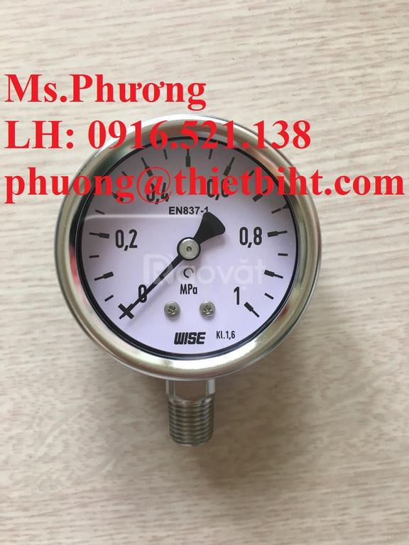 Đồng hồ áp suất Wise P252 series