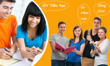 Học văn bằng 2 cao đẳng sư phạm tiểu học chính quy cuối tuần Hà Nội