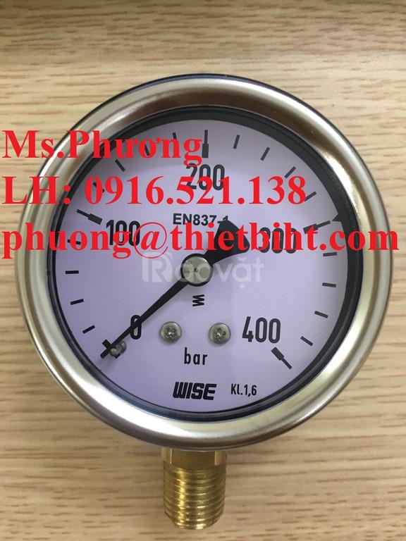 Đồng hồ áp suất Wise P253 series
