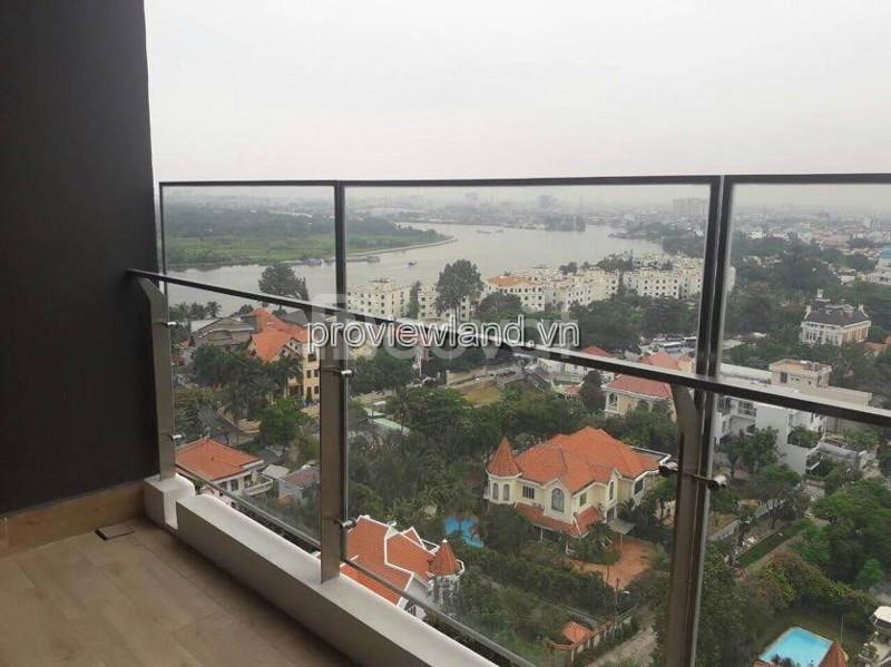Cần bán căn hộ cao cấp Nassim Thảo Điền 2 phòng ngủ view sông (ảnh 5)