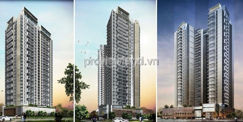 Cần bán căn hộ cao cấp Nassim Thảo Điền 2 phòng ngủ view sông (ảnh 6)
