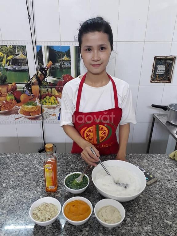 Học nghiệp vụ cấp dưỡng mầm non Đà Nẵng (ảnh 1)