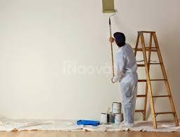 Dịch vụ thi công sơn bả chuyên nghiệp, uy tín, giá cạnh tranh