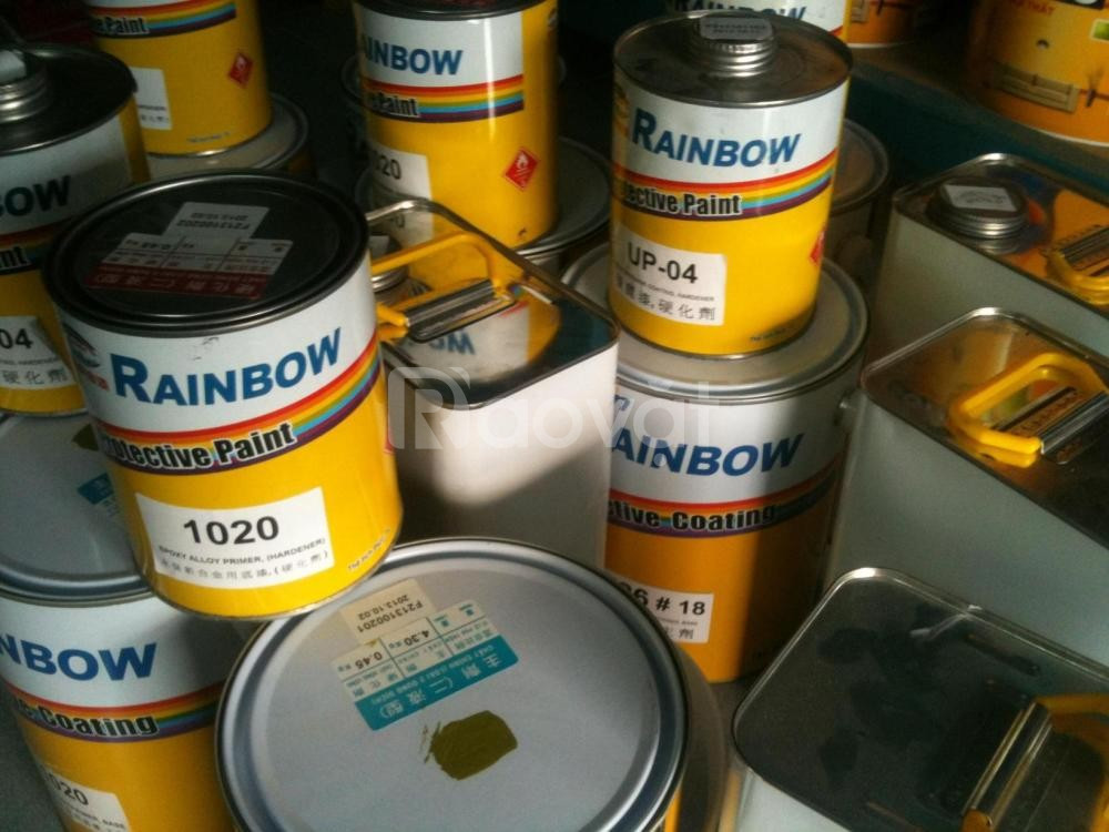 Đại lý cấp 1 chuyên cung cấp sơn chịu nhiệt Rainbow 500 độ giá tốt