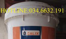 Mỡ chịu nhiệt Calix HX3 xô 17kg