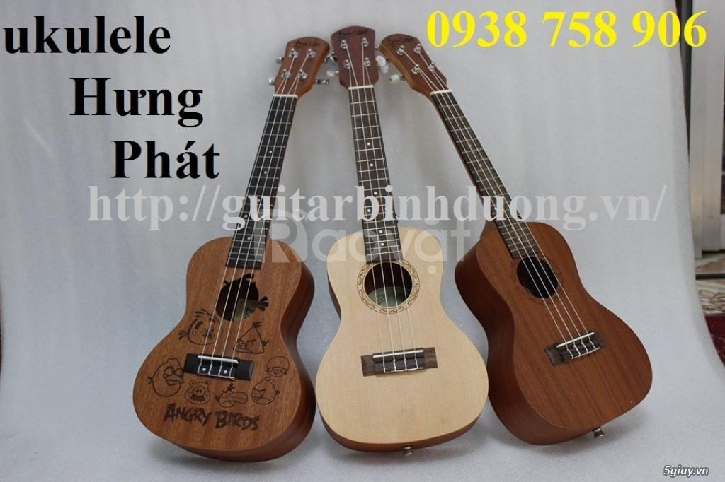 Đàn ukulele mini giá rẻ tại Bình Dương