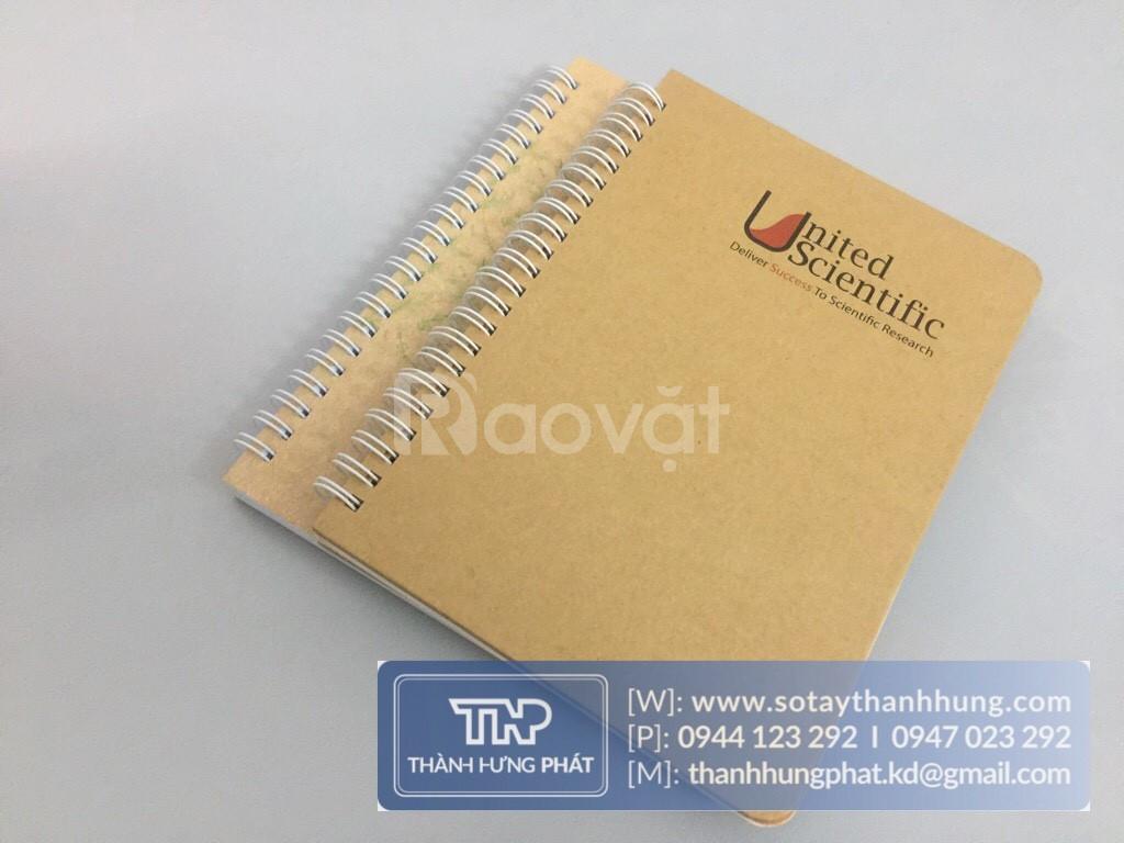 In sổ tay theo yêu cầu xưởng sản xuất sổ tay Thành Hưng Phát