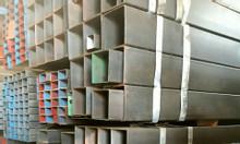 Thép hộp vuông 100x100, hộp vuông 200x200, vuông 150x150, vuông 125