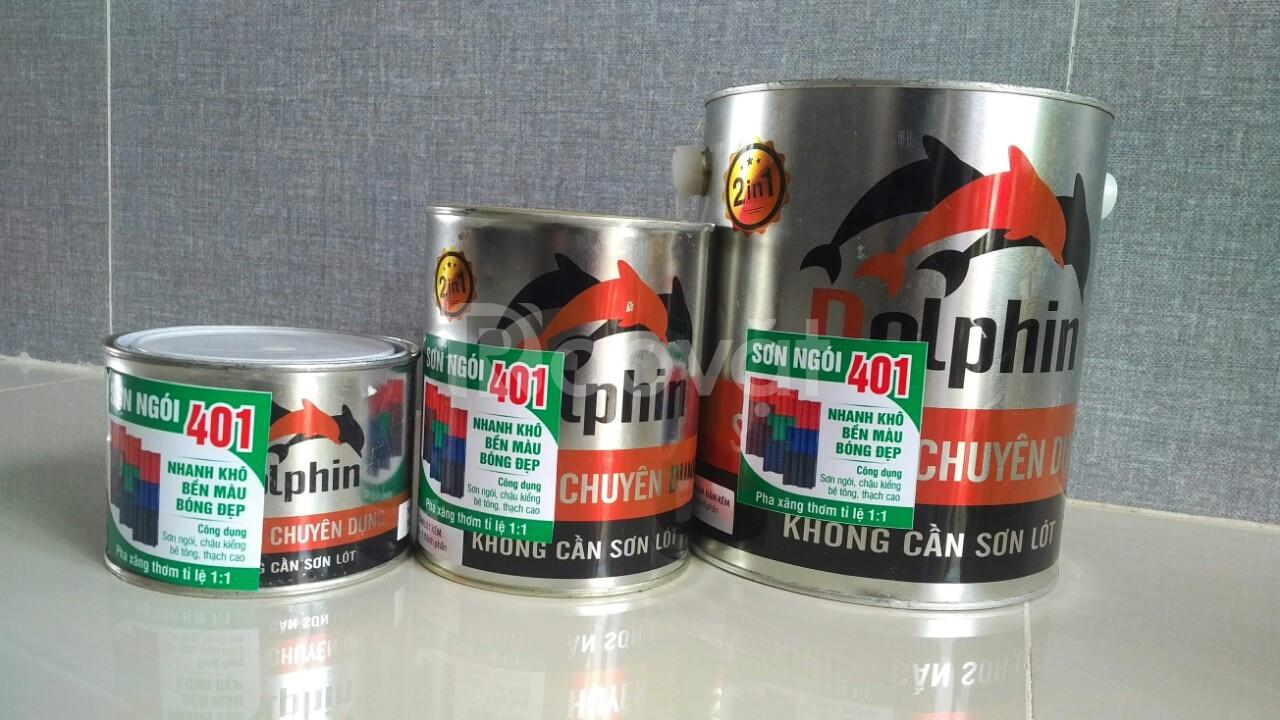 Cần tìm đại lý nhân phối sơn kẽm chuyên dụng Dolphin (ảnh 6)