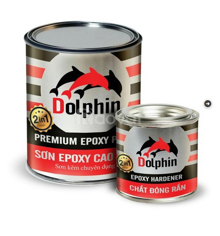 Cần tìm đại lý nhân phối sơn kẽm chuyên dụng Dolphin (ảnh 5)