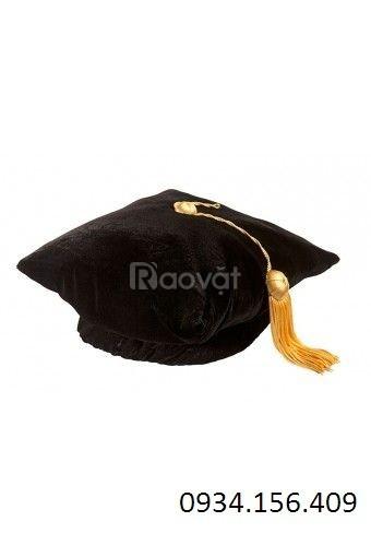 Xưởng may nón tốt nghiệp, áo tốt nghiệp giá rẻ (ảnh 1)