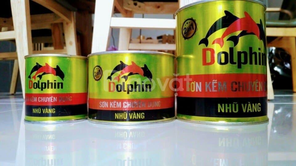 Cần tìm đại lý nhân phối sơn kẽm chuyên dụng Dolphin (ảnh 4)