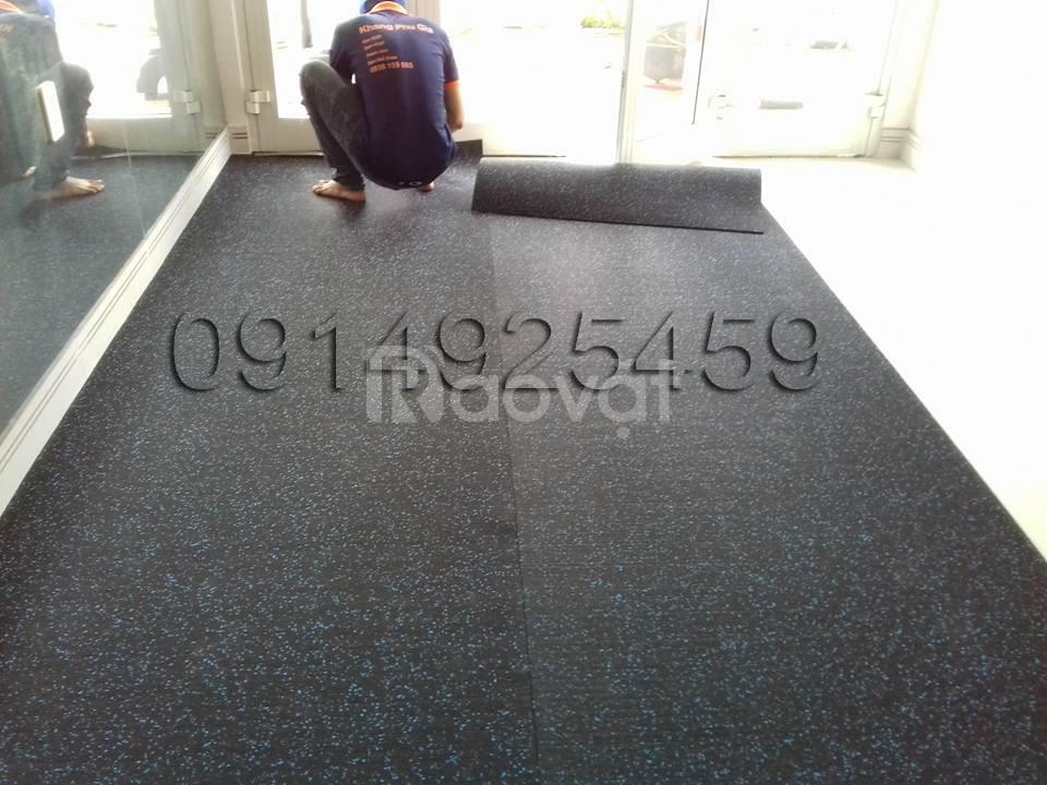 Thảm phòng gym giá rẻ ưu đãi tháng 11
